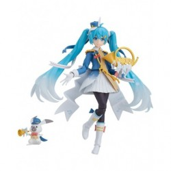 figma Snow Miku: Snow Parade ver. Character Vocal Series 01: Hatsune Miku japan plush