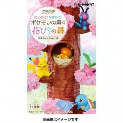 Figure Pokemon Forest Vol.4 Petal Dance BOX japan plush