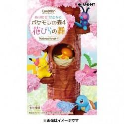 Figurine Pokemon Forest Vol.4 Petal Danc japan plush