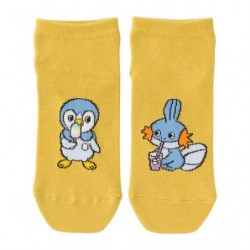 Socks Pokémon Life Tiplouf Gobou japan plush