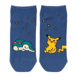 Chaussettes Pokémon Life Cyndaquil Pikachu japan plush