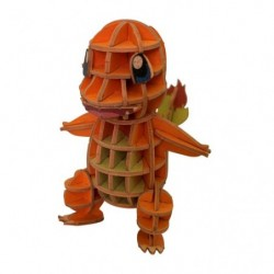 Paper Art Charmander japan plush