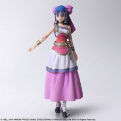 Figurine Flora Dragon Quest V Bride in the Sky BRING ARTS japan plush