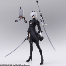 Figure Nier Automata BRING ARTS YoRHa No.2 Type B Version 2.0 japan plush