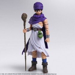 Figure Dragon Quest V Bride in the Sky BRING ARTS Hero japan plush