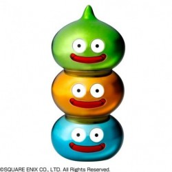 Figure Dragon Quest Metallic Monsters Gallery Slime Tower japan plush