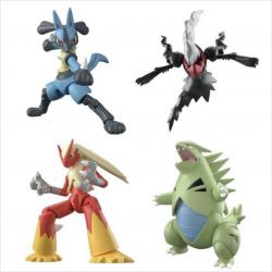 Figurine Shodo Pokemon Vol.3 japan plush