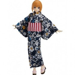figma Female Body (Emily) with Yukata Outfit figma Styles japan plush