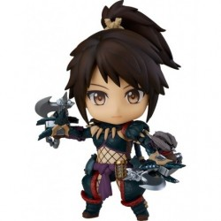 Nendoroid Hunter: Female Nargacuga Alpha Armor Ver. DX MONSTER HUNTER WORLD: ICEBORNE japan plush