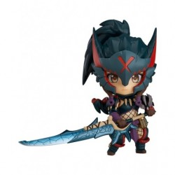 Nendoroid Hunter: Female Nargacuga Alpha Armor Ver. MONSTER HUNTER WORLD: ICEBORNE japan plush