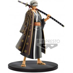 Figure Trafalgar Law Wa no Kuni One Piece japan plush