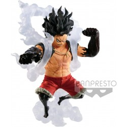 Figure SNAKEMAN Monkey D. Luffy One Piece japan plush