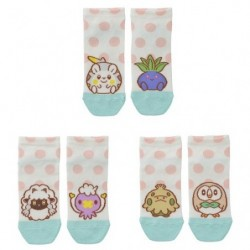 Short socks Set V3 Motchiriman Maru japan plush