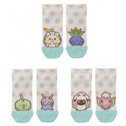 Short socks Set V1 Motchiriman Maru japan plush