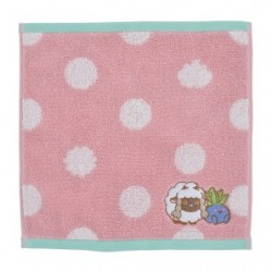 Hand towel Wooloo and Oddish Motchiriman Maru japan plush