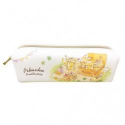 Trousse Pikachu number025 Picnic japan plush