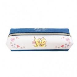 Trousse Pikachu number025 Flower japan plush