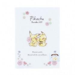 Dessous Pikachu number025 Flower japan plush