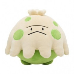 Plush Shroomish Motchiriman maru japan plush