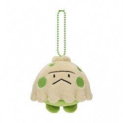 Plush keychain  Shroomish Motchiriman maru japan plush