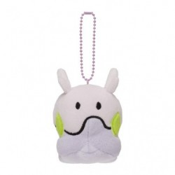 Plush keychain Goomy Motchiriman maru japan plush