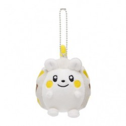 Plush keychain Togedemaru Motchiriman maru japan plush