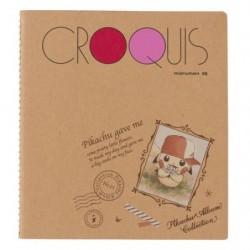 SQ Pikachu Album Collection japan plush