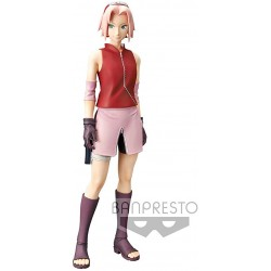 Figure Sakura Naruto Shippuden japan plush