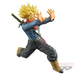 Figure Future Trunk Attack Dragonball