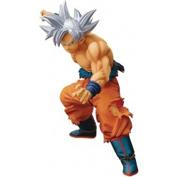 Figurine Goku Ultra Instinct Dragonball japan plush