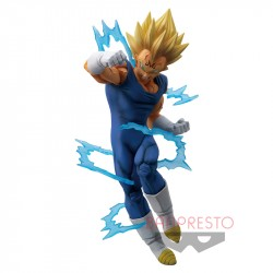 Figurine Majin Vegeta Super Saiyan 2 Dragonball japan plush