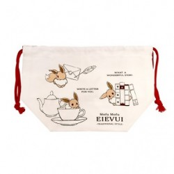 Dejeuner Pochette Mofu Mofu Evoli British japan plush