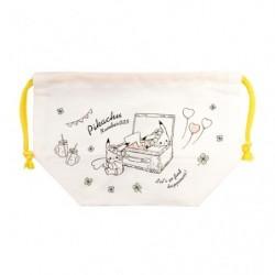 Pochette Dejeuner Pikachu number025 Picnic japan plush