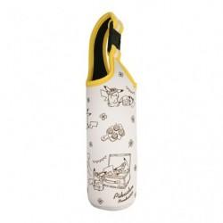 Bottle Case Pikachu number025 Picnic japan plush