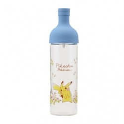 HARIO Filter in Bottle Flowers in full bloom Blue japan plush