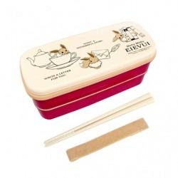 Dejeuner Box 2 Mofu Mofu Evoli British japan plush
