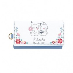 Case pour Cle Pikachu number025 Fleur japan plush