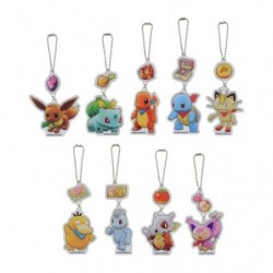 Keychain Pokemon Mystery Dungeon DX B japan plush