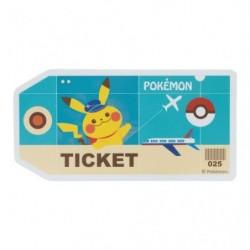 Sticker Pokemon Colorfultrip D japan plush