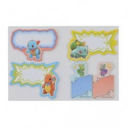 Sticker Set Pokemon Mystery Dungeon Rescue Team DX C japan plush