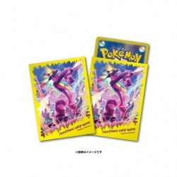 Card Sleeves Toxtricity Pokemon TCG Japan