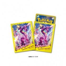Card Sleeves Toxtricity Pokemon TCG Japan japan plush