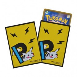 Card Sleeves PIKAPIKACHU YE Pokemon TCG Japan japan plush