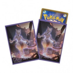 Protèges-cartes Mewtwo ver.3 Pokemon TCG Japan japan plush