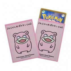 Card Sleeves Slowpoke 24 Jikan Pokemon TCG Japan japan plush