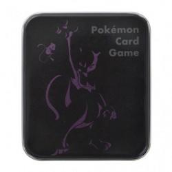 Case Mewtwo ver.3 Shadow Pokemon Card Game japan plush
