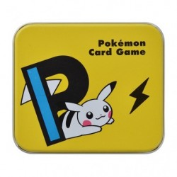 Case PIKAPIKACHU YE Pokemon Card Game japan plush