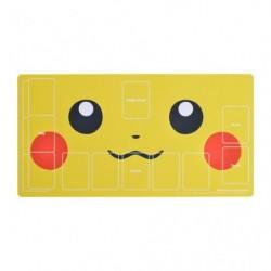 Tapis de Jeu Caoutchouc Pikachu Face japan plush