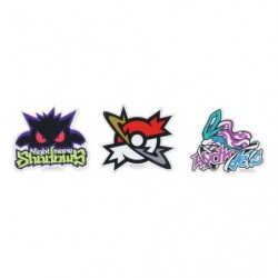 Sticker POKEMON GRAPHIX NS-HJ japan plush