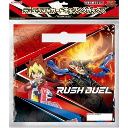 Long Deck Case YuGiOh Rush Duel japan plush
